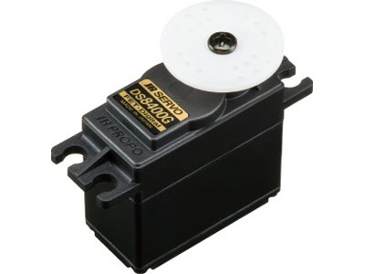 JR Propo Servo DS8400G 0.07sec/60° 3.1kg 2BB 4.8V Gyro