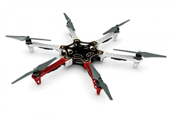 DJI Flame Wheel F550 ARF Kit (with Motors, ESC, Propeller)