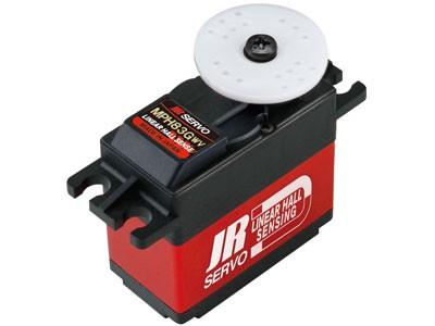 JR Propo Servo MPH83G WV LHS potilos 0.07/0.05sec/60° 2.7/4.2kg 2BB 36.5x21x40.5mm 65g Gyro