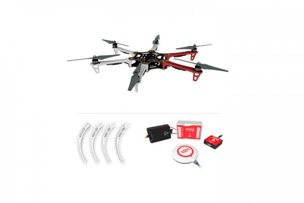 dji flame wheel f550 arf